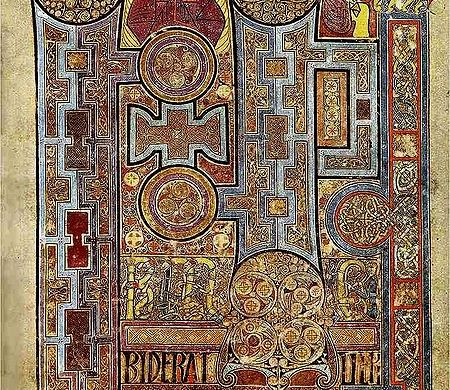 book of kells 3